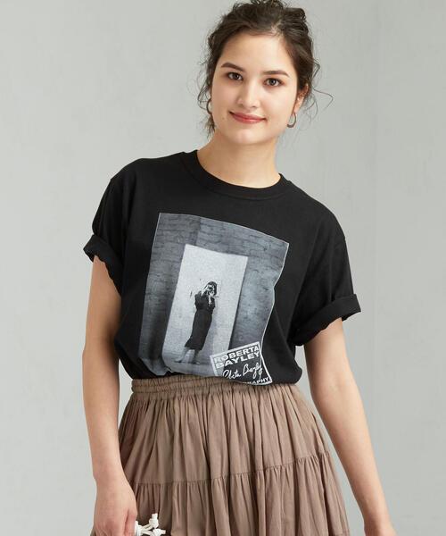 SC ROBERTA BAYLEY ショートスリーブ Tシャツ