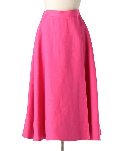 Drawer ローンフレアラップスカート