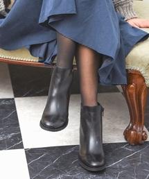 neue diffusion(ノイエディフュージョン)のショートブーツ/4612 大きいサイズ(ブーツ)