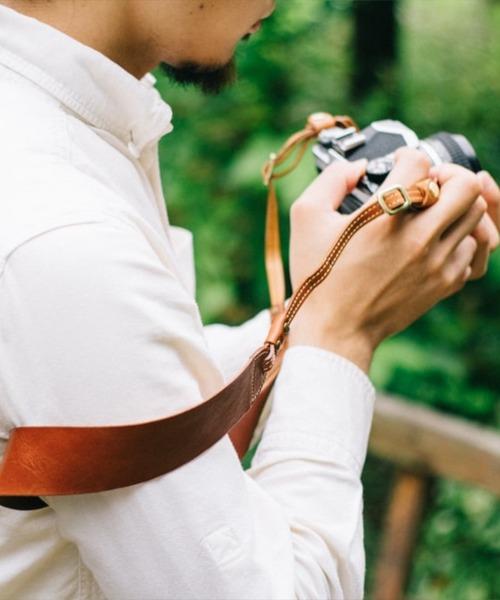 DURAM ドゥラム カメラストラップ 12007