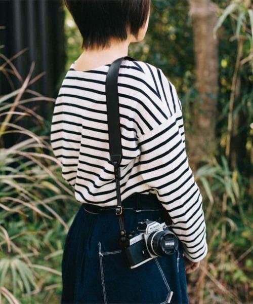 DURAM FACTORY(ドゥラムファクトリー)の「DURAM ドゥラム カメラストラップ 12007(カメラ/カメラグッズ)」|ブラック