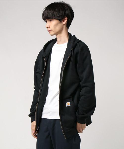 【超安い】 【Carhartt/カーハート】M MW Hooded Zip Front Sweat Shirts K122, 稲垣村 c4de9506