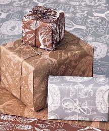 MOOMIN(ムーミン)の「MOOMIN ムーミン 包み紙(ラッピングキット)」