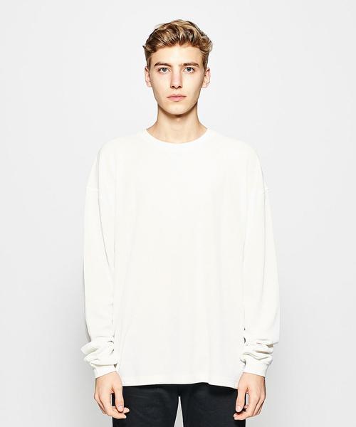 <STAMPD> ANTORA LSL/Tシャツ