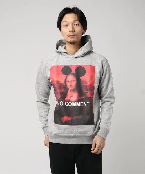 人気カラーの NO COMMENT フラッシュ,NO COMMENT PARIS/ノーコメントパリ/HOOD JP MONALISA MONALISA RED/モナリザ レッドフーディー(パーカー)|NO COMMENT PARIS(ノーコメントパリ)のファッション通販, OCC netshop:8d33548a --- blog.buypower.ng