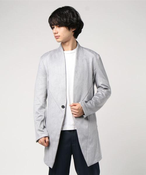 優先配送 TORNADO MART∴NEOメランジノーカラージャケット(Tシャツ/カットソー) TORNADO|TORNADO MART(トルネードマート)のファッション通販, ブランドショップリップス:ce5fd46b --- steuergraefe.de
