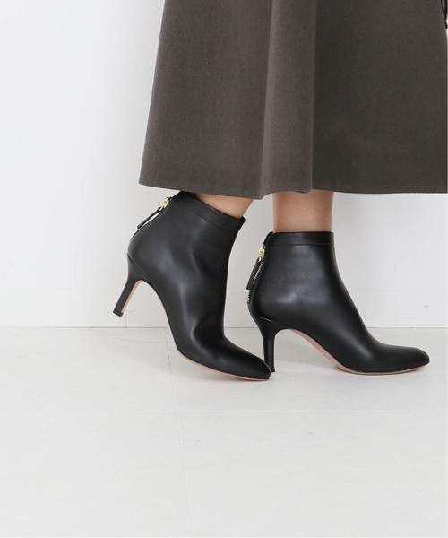 【送料込】 ・PELLICO Deuxieme BACK ZIP SHORT BOOTS(ブーツ) ZIP|Deuxieme SHORT Classe(ドゥーズィエムクラス)のファッション通販, オーダースーツHANABISHI:5e32c47e --- svarogday.com
