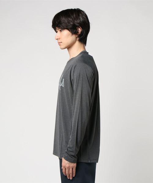NORDRYGGEN LS TEE MEN/ノルディッゲンロングスリーブシャツ/トレッキングTシャツ