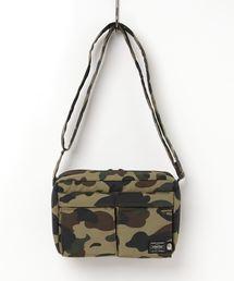 PORTER 1ST CAMO SHOULDER BAG(S) M(ショルダーバッグ)