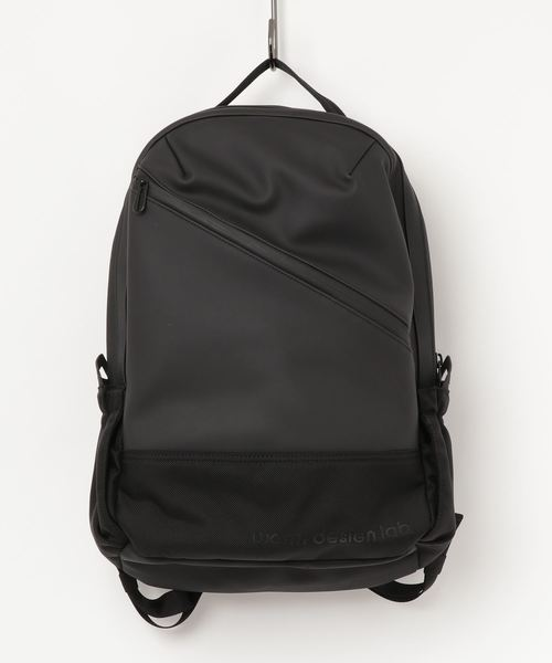 worm design lab/HUNT-Slanting Backpack