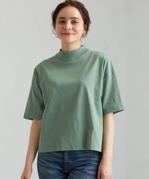 FFC ハイネック Tシャツ