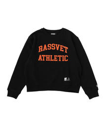 RASSVET(ラスベート)× RUSSELL ATHLETIC CREW SWEAT