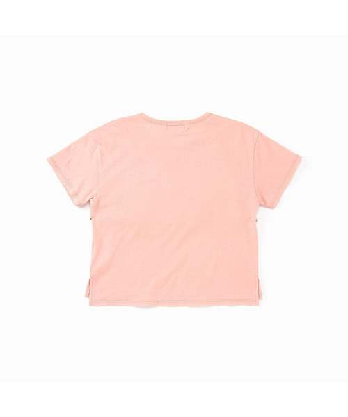 ナチュラルフリルTシャツ