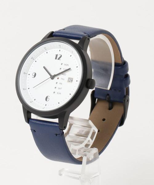 〈Deep Dyed/ディープ ダイ〉Multifunction wrist watch/多機能ウォッチ グラモン