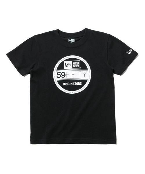 ニューエラ キッズ Tシャツ BASIC LOGO NEW ERA KIDS