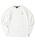 FAT(エフエイティー)の「LONGTAG(Tシャツ/カットソー)」|ホワイト