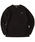 FAT(エフエイティー)の「LONGTAG(Tシャツ/カットソー)」|ブラック