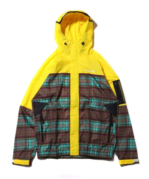 Columbia x ATMOS LAB PAVLOF ROAD TXT JACKET【SP】
