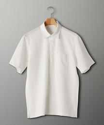 【WORK TRIP OUTFITS】PE ドライ カノコ ポロシャツ《吸水速乾》