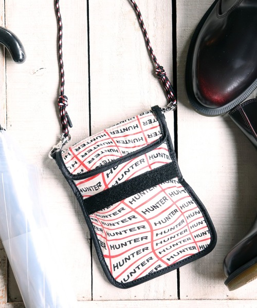 【HUNTER/ハンター】ORIGINAL PACKABLE PHONE POUCH UBP7012NSP