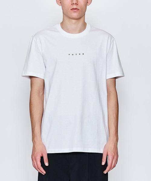 <FUTUR> LOGO TEE/Tシャツ □□