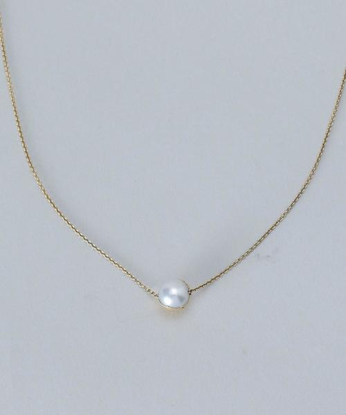 <Preek>BAROQUE PEARL NECKLACE/ネックレス