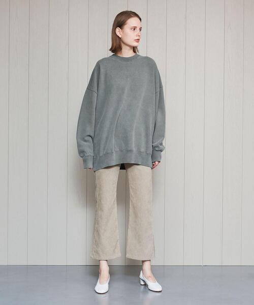 <R JUBILEE>CORDUROY FLARE PANTS/パンツ.