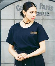 GUARANTEED刺繍 ビッグTシャツ