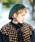無(ム)の「シャギーベレー(ハンチング/ベレー帽)」|モスグリーン