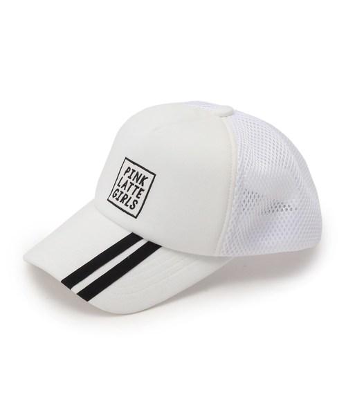 bff7cc19927df PINK-latte|ピンクラテの帽子(コットン)人気ランキング(キッズ ...