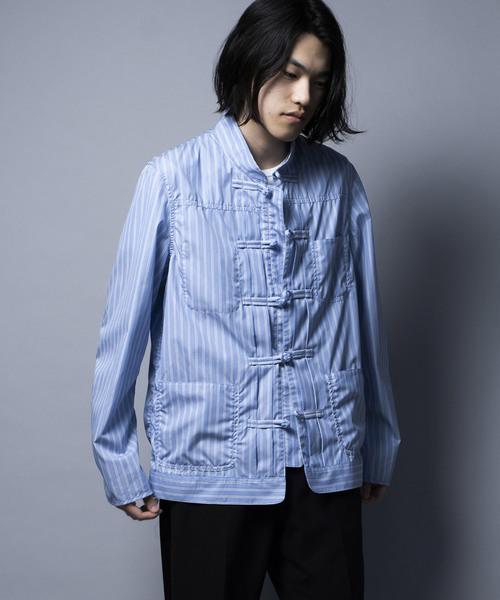 新作モデル CHINA JACKET/チャイナジャケット(シャツ/ブラウス)|mintdesigns(ミントデザインズ)のファッション通販, 2019特集:d46fdea2 --- 5613dcaibao.eu.org