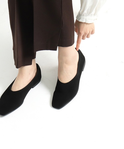【 STILMODA / スティルモーダ 】3441 SUEDE Pamps