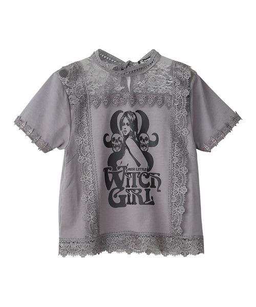 HYS WITCH ショートTシャツ