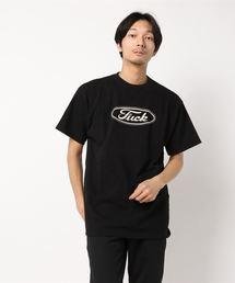 F★CK プリント ポケ付Tシャツ