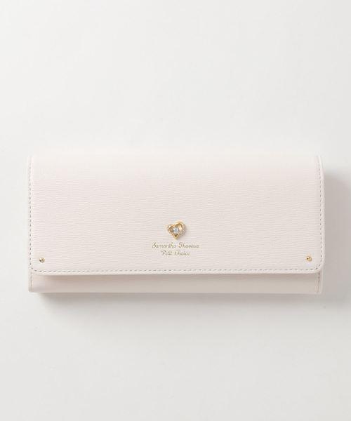 ハートブローチシリーズ(長財布)