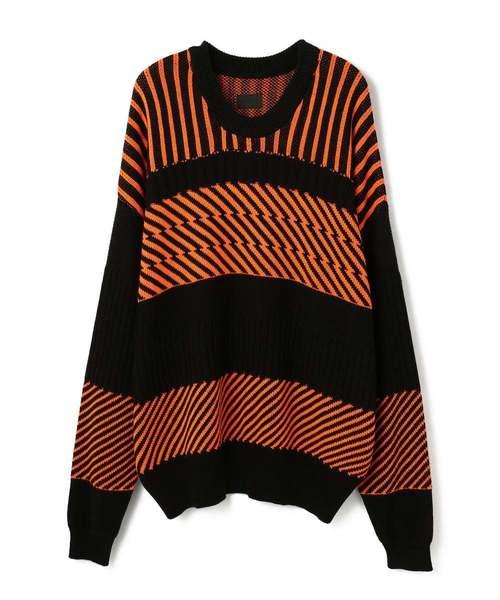 激安人気新品 DankeSchon/ダンケシェーン/NEON PRIVATE KNIT(ニット)(ニット Danke/セーター)|DANKE SCHON(ダンケシェーン)のファッション通販, お米の吉野商店:feab9ff8 --- pyme.pe