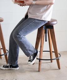 journal standard Furniture (ジャーナルスタンダードファニチャー)のCHINON HIGH STOOL LEATHER シノンハイスツールレザー(家具)