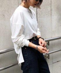 PAGEBOY(ページボーイ)のBIGシルエットロンT(Tシャツ/カットソー)