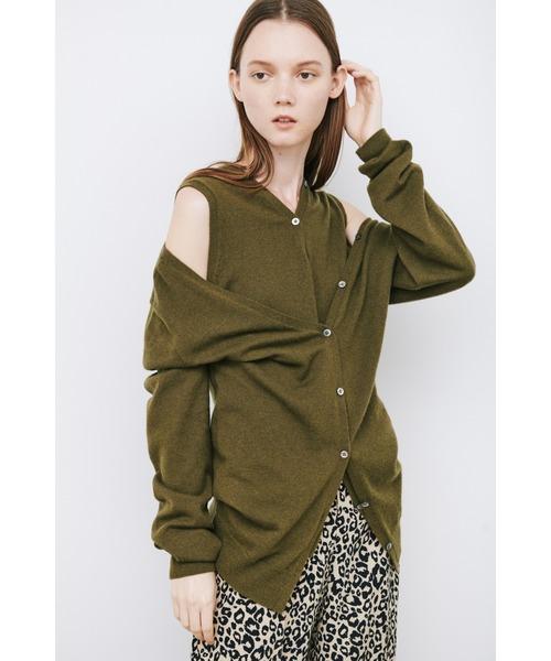 【福袋セール】 Vneck Knit Knit CIEL Cardigan(ニット/セーター) LE LE CIEL BLEU(ルシェルブルー)のファッション通販, トシマク:78aa96cd --- 5613dcaibao.eu.org