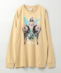 FUCKING AWESOME(ファッキング オーサム)WINGED WOMAN L/S TEE■■■