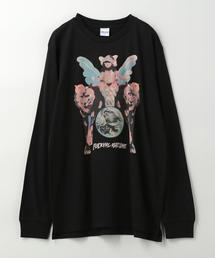 FUCKING AWESOME(ファッキング オーサム)WINGED WOMAN L/S TEE