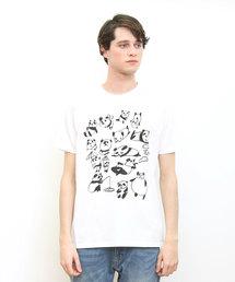 graniph(グラニフ)のベーシックTシャツ/パンダランド(Tシャツ/カットソー)