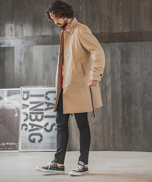 mp6770-ISKO Denim Skinny Pants デニムスキニーパンツ
