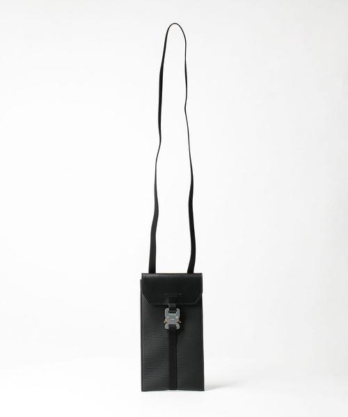 <1017 ALYX 9SM> MINI BUCKLE BAG/ミニショルダーバッグ