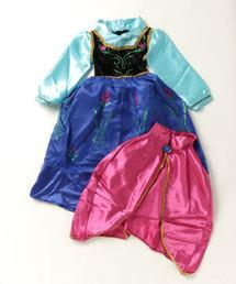 kobelettuce(コウベレタス)の「ハロウィン&イベントに!子供用コスプレ衣装ワンピース2点Set/仮装/プリンセス/ドレス/神戸レタス[X240](コスチューム/パーティーグッズ)」