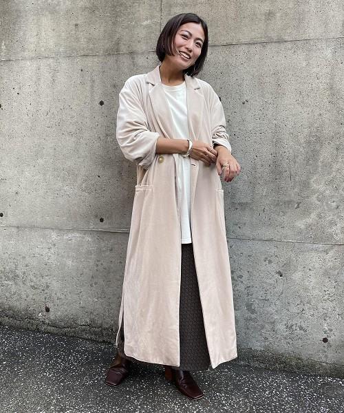 正規激安 【セール】ベロアガウンコート(チェスターコート)|TODAYFUL(トゥデイフル)のファッション通販, 激安直営店:6944cd34 --- 5613dcaibao.eu.org