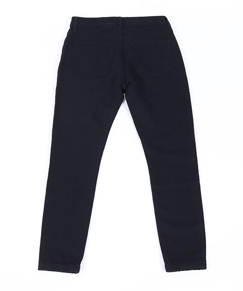 mp6769-ISKO Denim Jogger Pants デニムジョガーパンツ