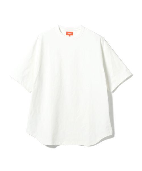 BEAMS / プレーティング Tシャツ