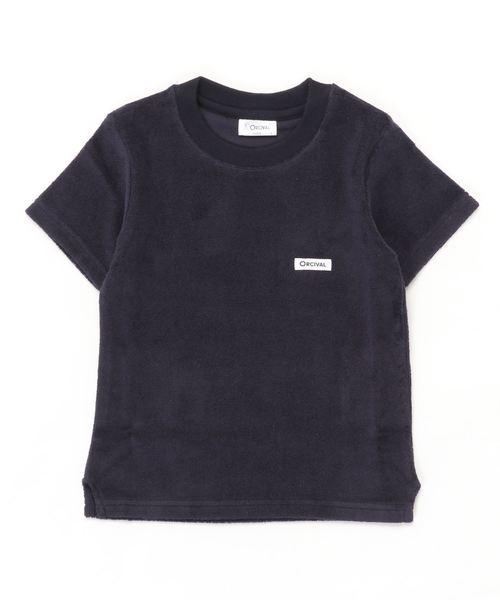 【ORCIVAL】キッズ 半袖パイルTシャツ