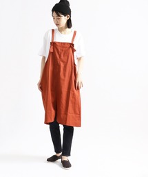 【 FRIENDSHILL / フレンズヒル 】ショートエプロン ワゴン ES-578-20 FRH・・オレンジ